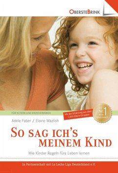 So sag ich's meinem Kind (eBook, ePUB) - Faber, Adele; Mazlish, Elaine