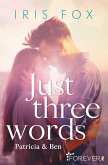 Just three words (eBook, ePUB)