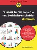 Statistik für Wirtschafts- und Sozialwissenschaftler für Dummies (eBook, ePUB)