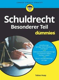 Schuldrecht Besonderer Teil für Dummies (eBook, ePUB) - Huep, Tobias