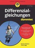 Differenzialgleichungen für Dummies (eBook, ePUB)