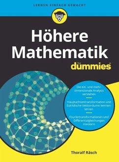 Höhere Mathematik für Dummies (eBook, ePUB) - Räsch, Thoralf