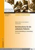 Berichtsschema für die ambulante Pädiatrie (eBook, PDF)