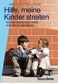 Hilfe, meine Kinder streiten (eBook, ePUB)