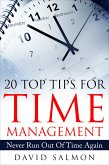 20 Top Tips for Time Management (eBook, ePUB)