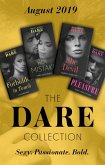 The Dare Collection August 2019: Forbidden to Touch (Billionaire Bachelors) / She Devil / Hot Mistake / Wicked Pleasure (eBook, ePUB)