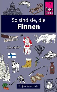So sind sie, die Finnen (eBook, ePUB) - Moles, Tarja