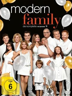 Modern Family - Staffel 9 DVD-Box