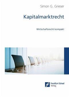 Kapitalmarktrecht (eBook, PDF) - Grieser, Simon G.