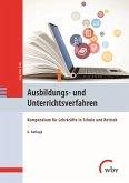 Ausbildungs- und Unterrichtsverfahren (eBook, PDF)