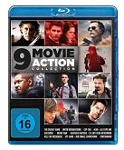 9 Movie Action Collection - Vol. 2 BLU-RAY Box