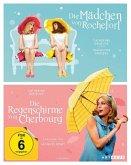 Die Regenschirme von Cherbourg & Die Mädchen von Rochefort BLU-RAY Box