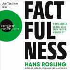 Factfulness - Wie wir lernen, die Welt so zu sehen, wie sie wirklich ist (Ungekürzte Lesung) (MP3-Download)