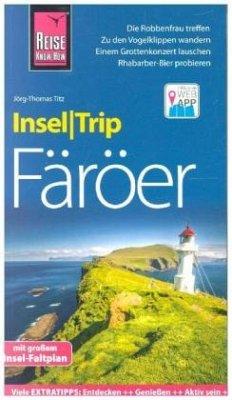 Reise Know-How InselTrip Färöer - Titz, Jörg-Thomas