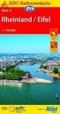 ADFC-Radtourenkarte Rheinland /Eifel