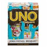 Pegasus MTLGD38 - Uno, Jean Michel Basquiat, Artiste Series, Kartenspiel