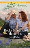 Rocky Mountain Memories (Mills & Boon Love Inspired) (Rocky Mountain Haven, Book 4) (eBook, ePUB)