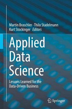 Applied Data Science (eBook, PDF)