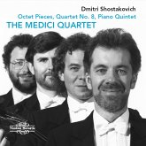 The Medici String Quartet Spielt Schostakowitsch