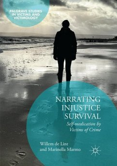 Narrating Injustice Survival - de Lint, Willem; Marmo, Marinella
