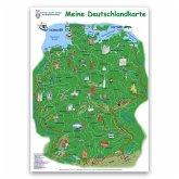 Meine Deutschlandkarte