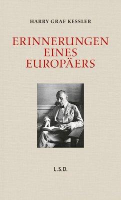 Erinnerungen eines Europäers - Kessler, Harry Graf