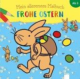 Mein allererstes Malbuch. Frohe Ostern (Mängelexemplar)