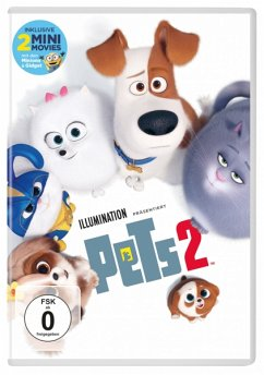 Pets 2 (DVD) - Keine Informationen