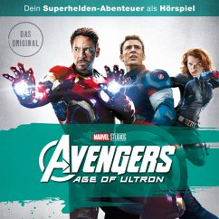 Avengers - Age of Ultron (MP3-Download) - Bingenheimer, Gabriele
