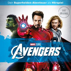 The Avengers (MP3-Download) - Bingenheimer, Gabriele; Szymczyk, Marian