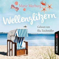 Wellenglitzern / Rügen-Reihe Bd.1 (MP3-Download) - Merburg, Marie