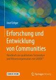 Erforschung und Entwicklung von Communities