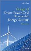 Design of Smart Power Grid Renewable Energy Systems (eBook, ePUB)