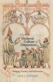 The Medieval Culture of Disputation (eBook, ePUB)