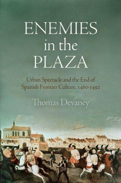 Enemies in the Plaza (eBook, ePUB) - Devaney, Thomas