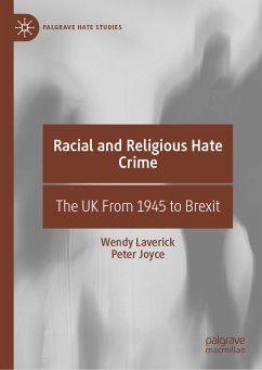 Racial and Religious Hate Crime (eBook, PDF) - Joyce, Peter; Laverick, Wendy