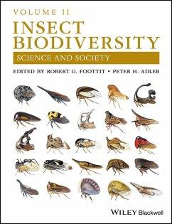 Insect Biodiversity (eBook, ePUB)