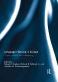 Language Planning in Europe (eBook, PDF)