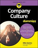Company Culture For Dummies (eBook, ePUB)