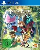 Ni no Kuni: Der Fluch der Weißen Königin Remastered (PlayStation 4)