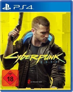 CYBERPUNK 2077 - Day 1 Edition (PlayStation 4)