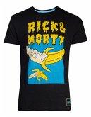 Rick & Morty - Low Hanging Fruit Men's T-shirt - L