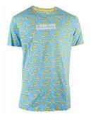 Rick & Morty - Banana AOP Men's T-shirt - M