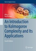An Introduction to Kolmogorov Complexity and Its Applications (eBook, PDF)