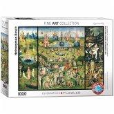Eurographics 6000-0830 - Der Garten der Lüste von Hieronimus Bosch, Puzzle