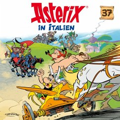 Asterix in Italien / Asterix Bd.37 (MP3-Download) - Ferri, Jean-Yves