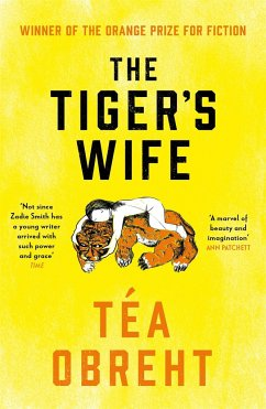 Tiger's Wife - Obreht, Tea