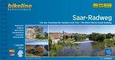 Saar-Radweg 1:50.000