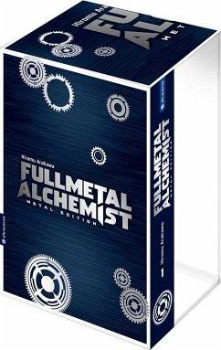 Fullmetal Alchemist Metal Edition mit Box 01 - Arakawa, Hiromu