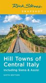 Rick Steves Snapshot Hill Towns of Central Italy (eBook, ePUB)